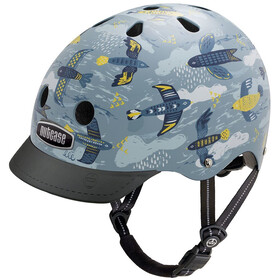 Nutcase Street Helmet Kinder feathered